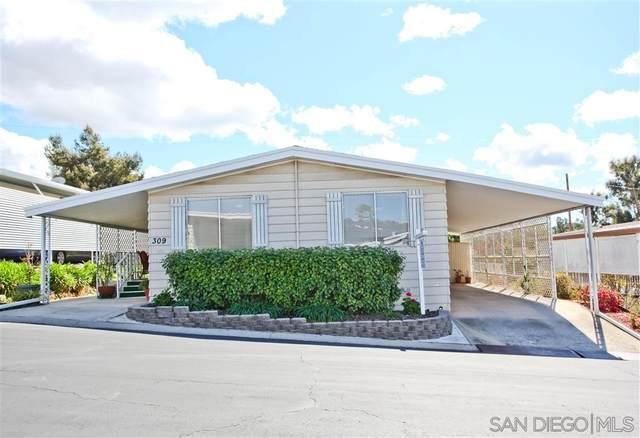1401 El Norte Pkwy #309, San Marcos, CA 92069 (#200011886) :: Whissel Realty