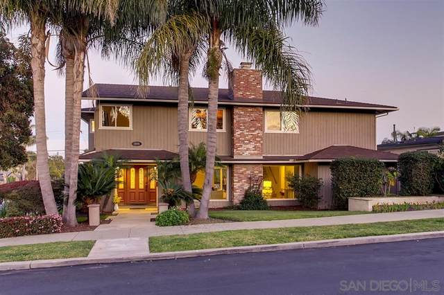 1245 Alexandria Dr, San Diego, CA 92107 (#200011939) :: Whissel Realty