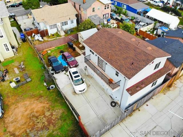 1859-61 Irving Ave, San Diego, CA 92113 (#200012040) :: Neuman & Neuman Real Estate Inc.