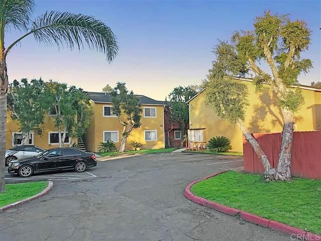 4435 Tremont Street #10, San Diego, CA 92102 (#200012189) :: Keller Williams - Triolo Realty Group