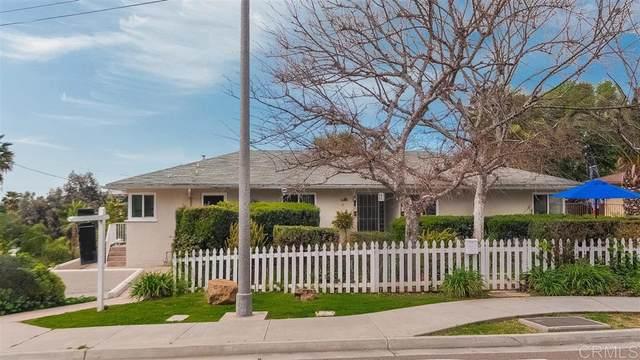 7960 Normal Avenue, La Mesa, CA 91941 (#200012303) :: Whissel Realty