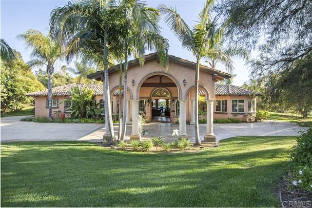 31 Gateview Dr, Fallbrook, CA 92028 (#200012398) :: Keller Williams - Triolo Realty Group