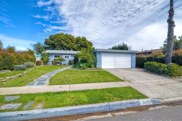 3055 Mission Village Dr., San Diego, CA 92123 (#200012596) :: Keller Williams - Triolo Realty Group