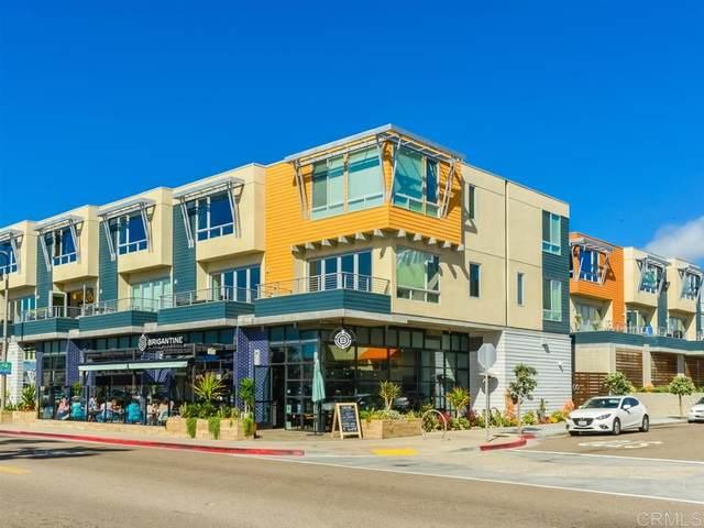 100 Evergreen Ave Unit #1, Imperial Beach, CA 91932 (#200012684) :: COMPASS