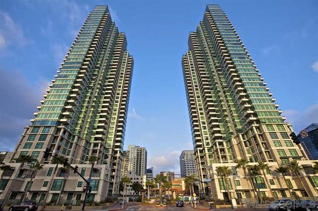 1205 Pacific Hwy #3004, San Diego, CA 92101 (#200012733) :: The Stein Group
