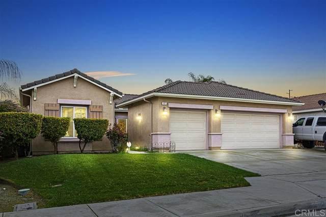 147 N N Kirby St, San Jacinto, CA 92582 (#200012820) :: Keller Williams - Triolo Realty Group