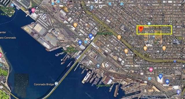 2309 Harrison, San Diego, CA 92113 (#200012882) :: Keller Williams - Triolo Realty Group