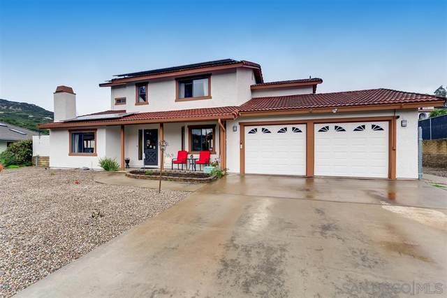 16020 Abana Court, Ramona, CA 92065 (#200012895) :: Neuman & Neuman Real Estate Inc.