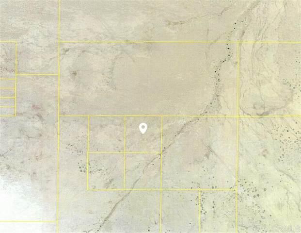 Off Split Mountain Road #027, Borrego Springs, CA 92227 (#200012964) :: Keller Williams - Triolo Realty Group