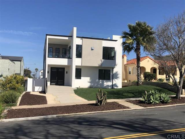 4484 Coronado Ave, San Diego, CA 92107 (#200013019) :: Whissel Realty