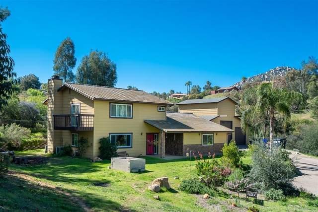 17577 Rancho De Carole, Ramona, CA 92065 (#200013063) :: Keller Williams - Triolo Realty Group