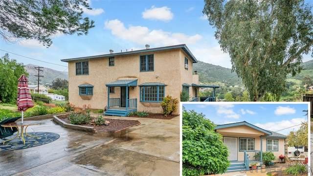 810-16 Ethel Trl, El Cajon, CA 92019 (#200013169) :: Keller Williams - Triolo Realty Group