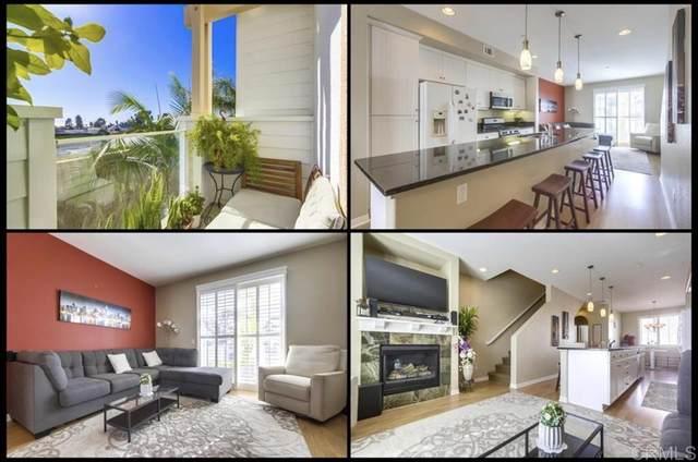 765 Harbor Cliff Way #132, Oceanside, CA 92054 (#200013178) :: Neuman & Neuman Real Estate Inc.