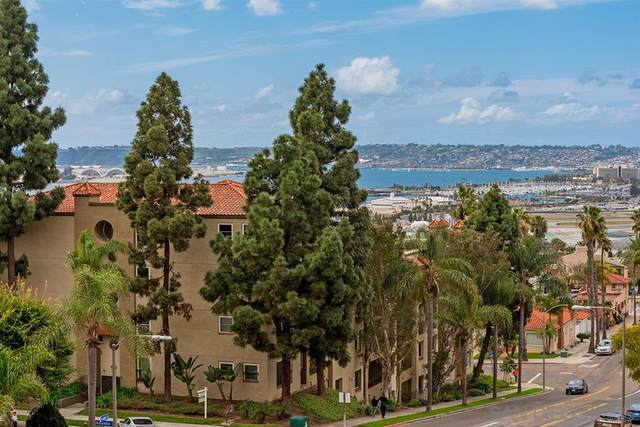 230 W Laurel Street #606, San Diego, CA 92101 (#200013202) :: Neuman & Neuman Real Estate Inc.