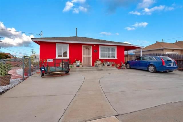 966 Fern Ave, Imperial Beach, CA 91932 (#200013231) :: Farland Realty