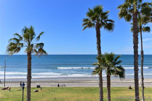 140 S Pacific St Unit 4, Oceanside, CA 92054 (#200013235) :: Keller Williams - Triolo Realty Group