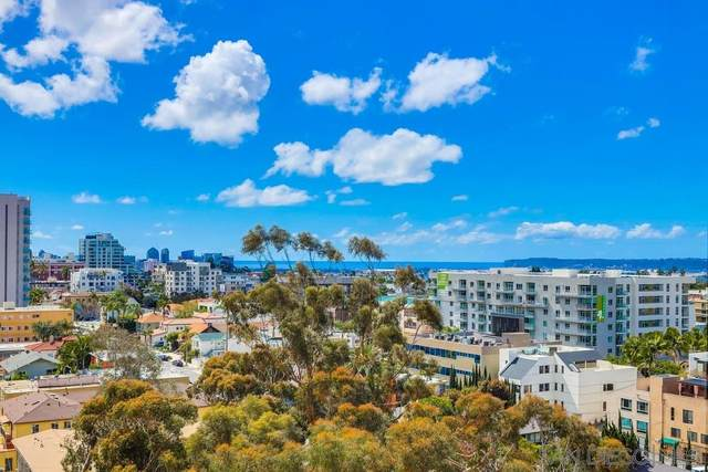 3634 7th Avenue 12A, San Diego, CA 92103 (#200013325) :: The Yarbrough Group
