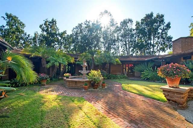 5351 Avenida Maravillas, Rancho Santa Fe, CA 92067 (#200013345) :: COMPASS