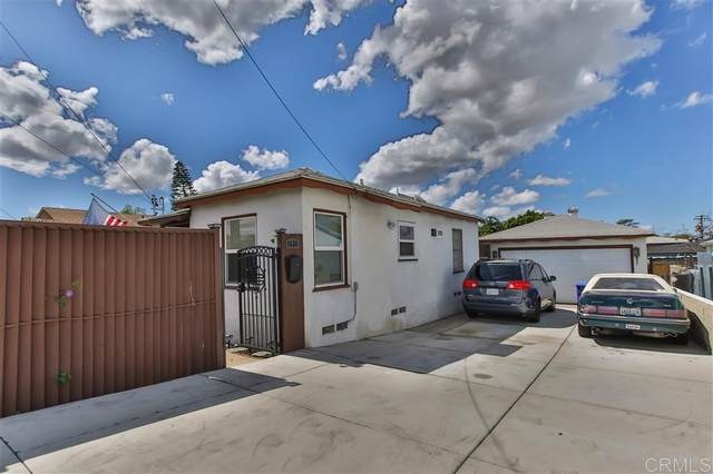 4630 70th, La Mesa, CA 91942 (#200013421) :: Keller Williams - Triolo Realty Group