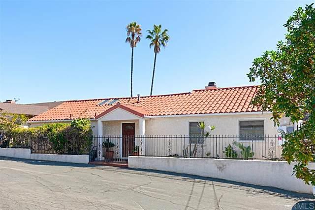 8649 Springfield Ave, La Mesa, CA 91941 (#200013451) :: Neuman & Neuman Real Estate Inc.