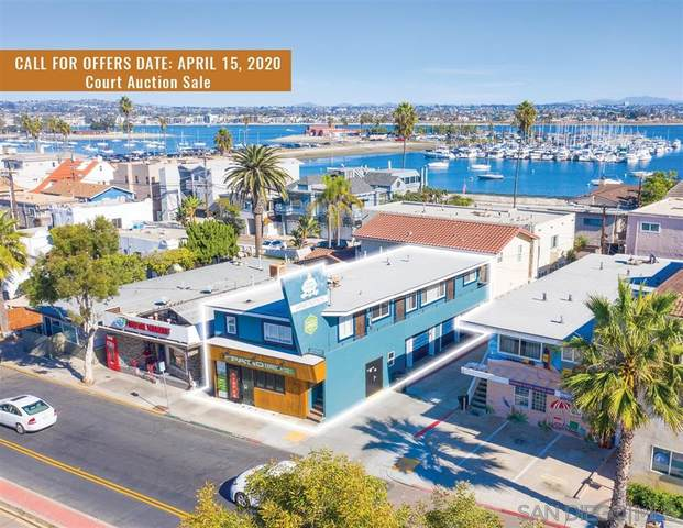 3415 Mission Boulevard, San Diego, CA 92109 (#200013464) :: The Stein Group