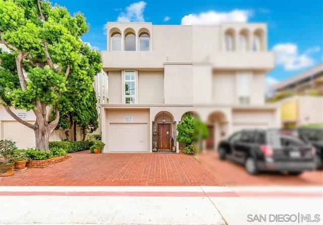 1225 Roslyn Lane, La Jolla, CA 92037 (#200013493) :: Whissel Realty