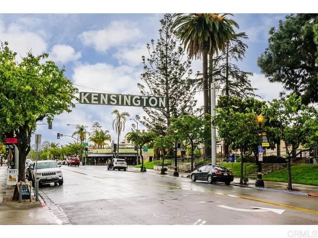 4468 Marlborough Ave #8, San Diego, CA 92116 (#200013566) :: Neuman & Neuman Real Estate Inc.