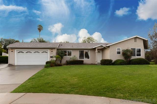 13359 Gideon Court, Lakeside, CA 92040 (#200013573) :: Whissel Realty