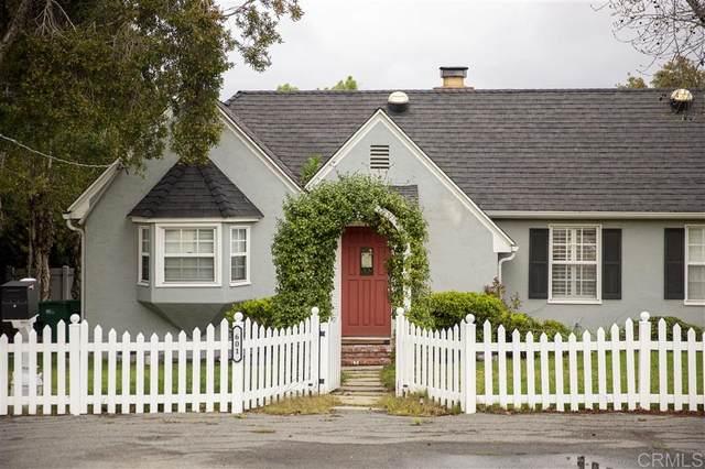 601 Tyrone St, El Cajon, CA 92020 (#200013583) :: Keller Williams - Triolo Realty Group