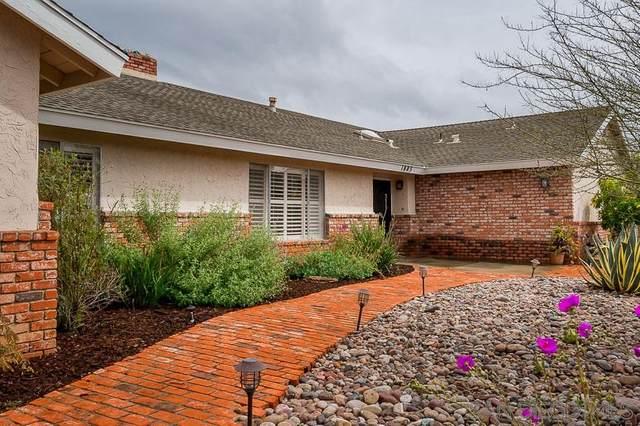 1803 Hillsdale Ln, El Cajon, CA 92019 (#200013591) :: Neuman & Neuman Real Estate Inc.