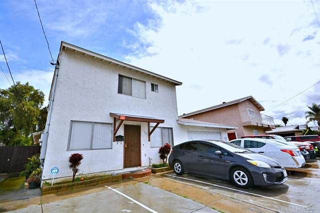 133 S Clairmont Ave, National City, CA 91950 (#200013685) :: Keller Williams - Triolo Realty Group