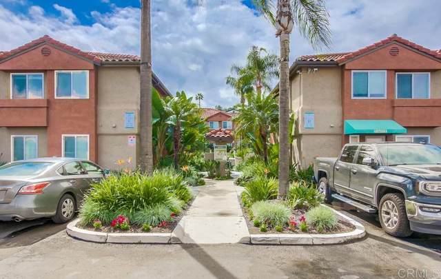 101 S Spruce St #103, Escondido, CA 92025 (#200013815) :: The Stein Group