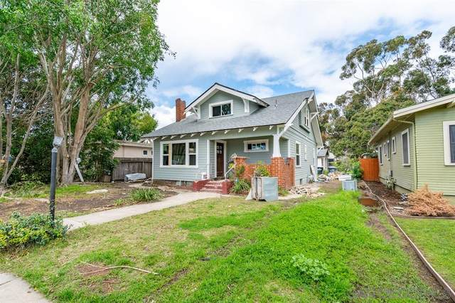 3168-70 Hawthorn St, San Diego, CA 92104 (#200013907) :: The Stein Group