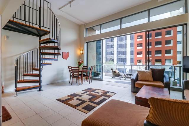 575 6Th Ave #211, San Diego, CA 92101 (#200013955) :: Keller Williams - Triolo Realty Group