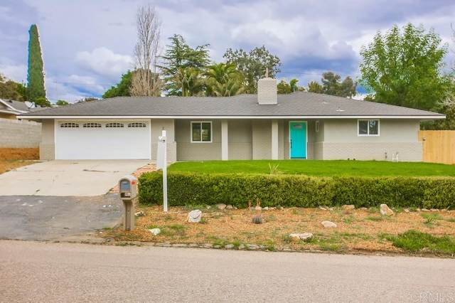 203 Woodland Dr, Vista, CA 92083 (#200013960) :: Whissel Realty