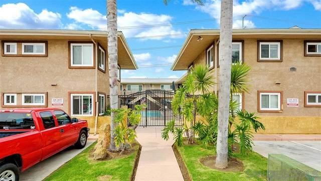 4120 Kansas St #17, San Diego, CA 92104 (#200014088) :: Keller Williams - Triolo Realty Group