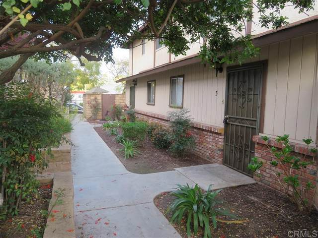 2340 Euclid Ave #5, National City, CA 91950 (#200014116) :: Keller Williams - Triolo Realty Group