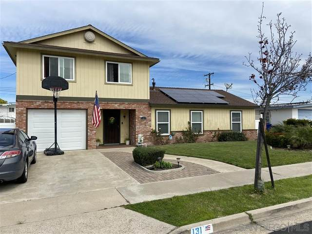 131 Mitscher St, Chula Vista, CA 91910 (#200014140) :: The Stein Group