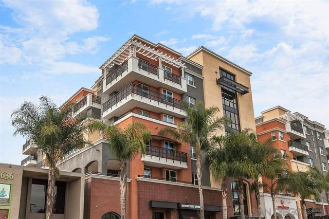 3650 5Th Ave #313, San Diego, CA 92103 (#200014172) :: Whissel Realty