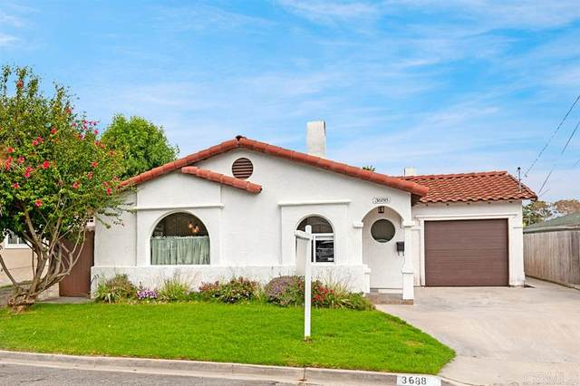 3688 Oleander Dr, San Diego, CA 92106 (#200014181) :: The Yarbrough Group