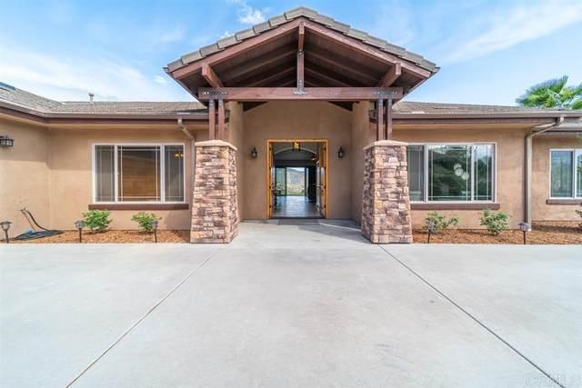 1336 Camino Zara, Fallbrook, CA 92028 (#200014265) :: Keller Williams - Triolo Realty Group