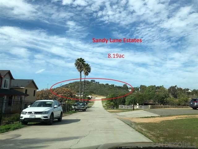 0000 Sandy Lane #1, San Marcos, CA 92078 (#200014331) :: Neuman & Neuman Real Estate Inc.