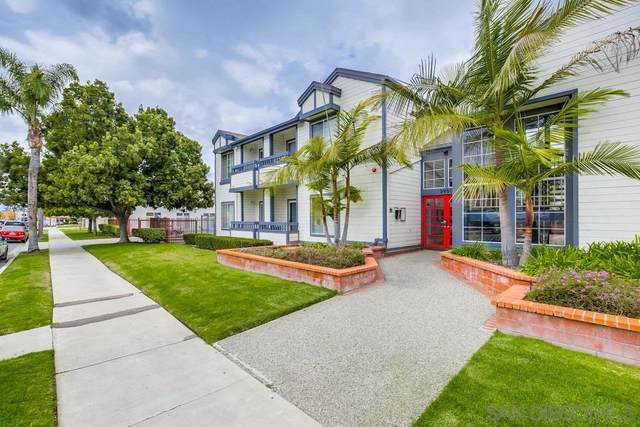 3950 Cleveland Ave #202, San Diego, CA 92103 (#200014333) :: The Yarbrough Group
