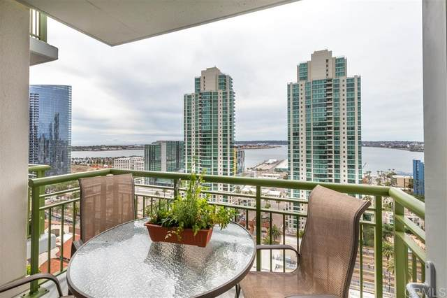 1240 India St #2001, San Diego, CA 92101 (#200014378) :: The Stein Group
