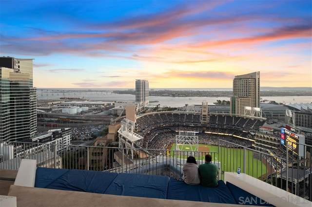 350 11th Ave #430, San Diego, CA 92101 (#200014394) :: The Stein Group