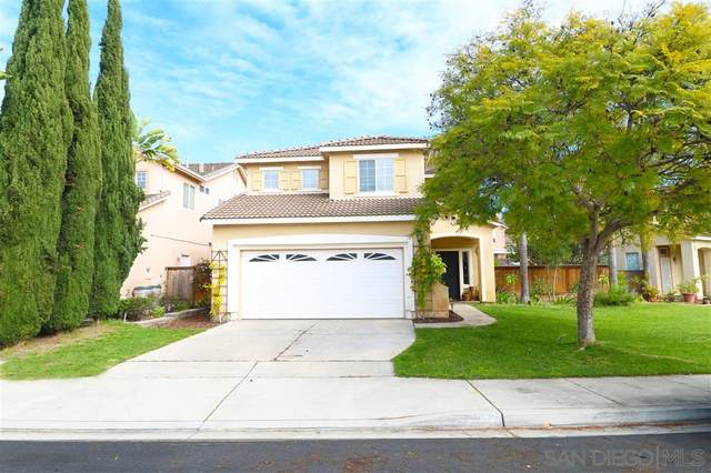 1027 Via Miraleste, Chula Vista, CA 91910 (#200014407) :: The Stein Group