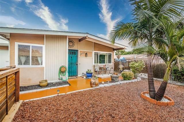 1607 Anza Ave, Vista, CA 92084 (#200014420) :: Keller Williams - Triolo Realty Group
