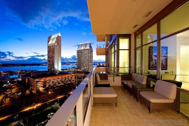 550 Front St #1501, San Diego, CA 92101 (#200014463) :: The Stein Group
