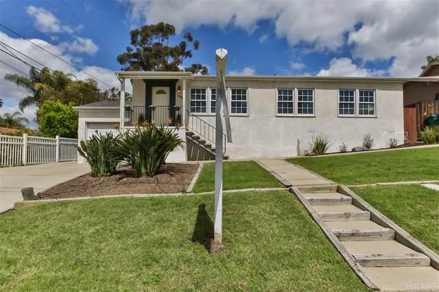 599 Silvery Lane, El Cajon, CA 92020 (#200014526) :: Keller Williams - Triolo Realty Group
