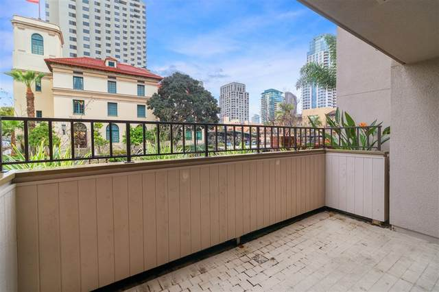 750 State St #106, San Diego, CA 92101 (#200014562) :: Keller Williams - Triolo Realty Group